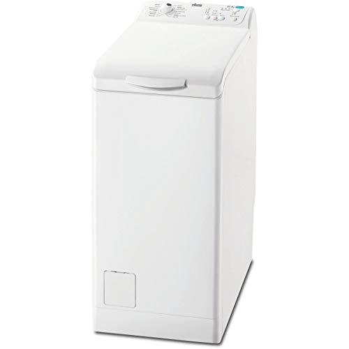 Lave linge Top 6 Kg Faure FWQ6412C - Lave linge Chargement par le dessus - Essorage 1200 tr/min - Départ différé - 76 dB - Pose libre - Classe énergétique A+++