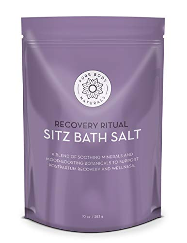 Sitz Bath Salt – Postpartum Care …