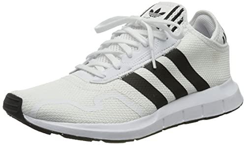 adidas Swift Run X, Sneaker Hombre, Cloud White/Core Black/Cloud White, 44 EU