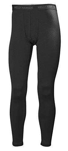 Helly Hansen HH LIFA Merino Pant – Pantalon technique et isolant pour homme – Vêtement thermique respirant et chaud pour utilisation quotidienne – Idéal pour le camping, l'alpinisme ou le ski