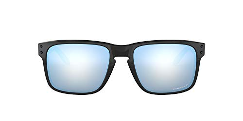 Ray-Ban 0OO9102 Montures de Lunettes, Or (Polished Black), 57 Homme