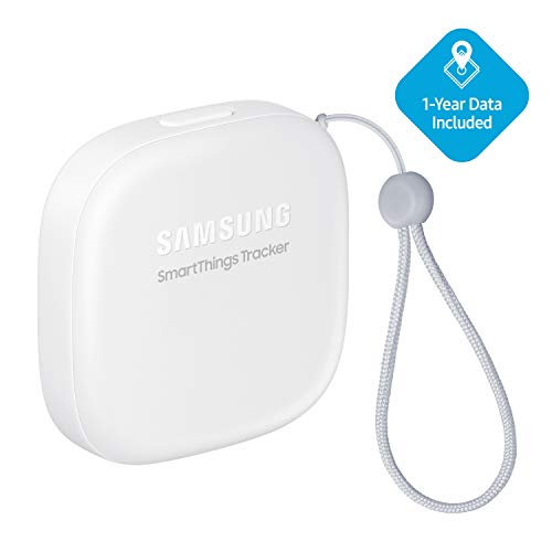 Samsung SmartThings Tracker | Live GPS Tracking via Nationwide LTE| Track Locations of Kids, Car,...