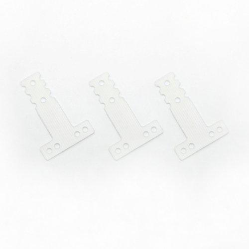 Kyosho Parties FRP Plaque de Suspension arrière (Soft / RM / SM pour / 3pcs / MR-03) pour RC MZW410S