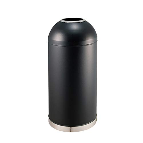 Affordable Coverless Trash Can, Commercial, Large Stainless SteelHotel, Milk Tea Shop, Restaurant, S...