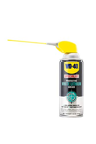 WD-40 Specialist Protective White Lithium Grease Spray with...