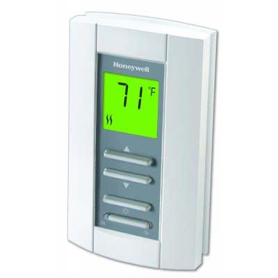 Honeywell LineVoltPRO 7000 Digital Non-Programmable Electric Heat Thermostat - 3 inch - TL7235A1003/U TL7235-c1