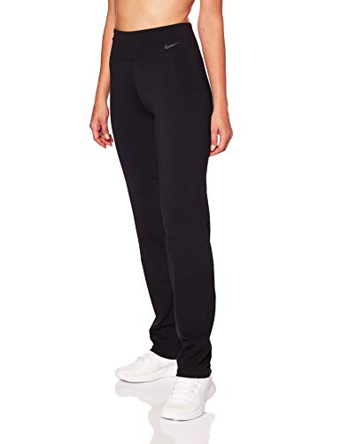 Nike 803072-010 Pantalones para Mujer, Color Negro, Talla Extra Chico