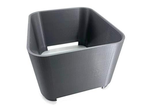 Bohnenbehälter Erweiterung für 500 gr Bohnenkapazität Zubehör für EQ9 Reihe S300 S500