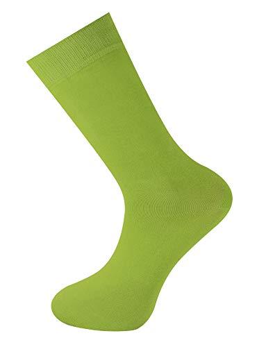 Mysocks Einfach Knöchelsocken Lindgrün