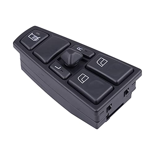 Hermoso Interruptor de Control Maestro de la Ventana del Poder Delantero del Coche FIT para Volvo VN VNL 2005-2008 2009 2010 2011 2012 2013 2014