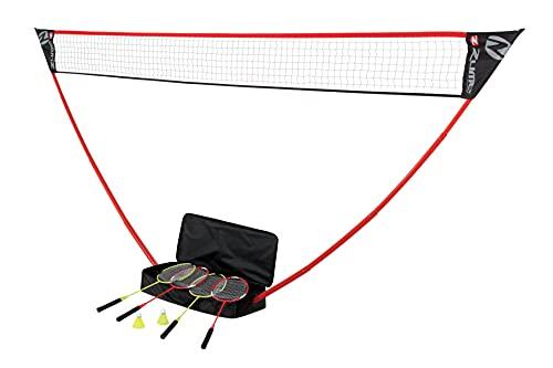 Zume Games Portable Badminton Se...