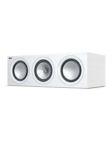 KEF Q650c Bianco altoparlante