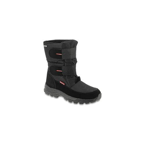 Elementerre - Regent Noir Chaussures Apres Ski - Noir - 42 - Noir