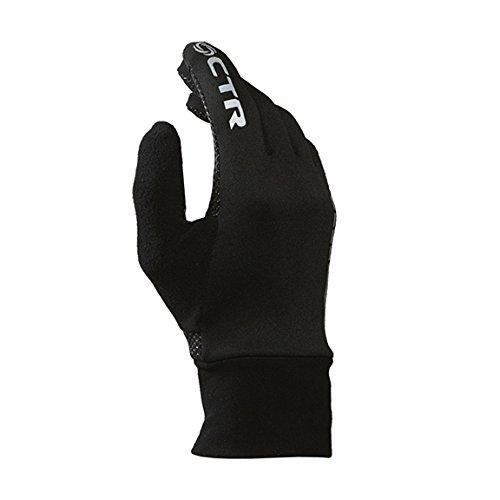 Chaos Handschuhe Mistral Tech Touch, Unisex Herren, CTR Hats Mistral TT Glove SST Touch S, schwarz, Small