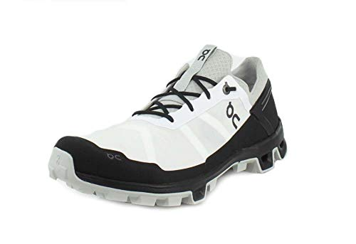 on Cloudventure Peak, Men 9.5 White/Black