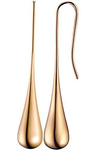 Calvin Klein Pendientes de hilo Mujer acero inoxidable - KJ3QPE100100