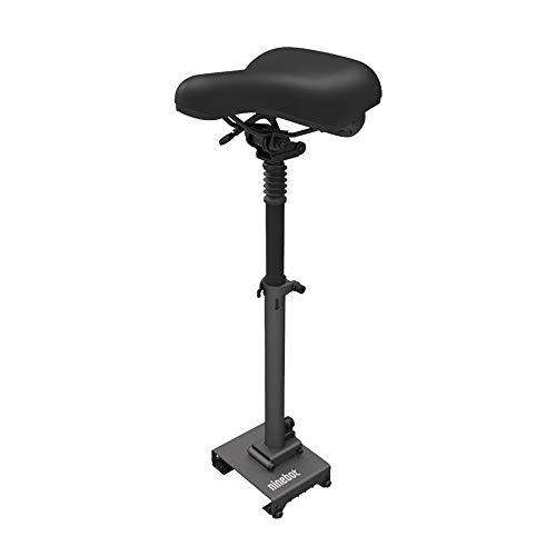 Segway Ninebot Adjustable Seat Saddle for ES1/ES2/ES4 Kick Scooters , Black, Large