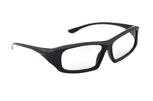 PRECORN Gafas universales 3D pasivas para Cinema 3D LG, Easy 3D Philips,...
