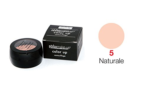 Color Up Camouflage - Phitomakeup Professional (5 - Naturale)