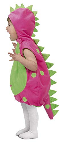 Arca de Noe - Disfraz Dino Pinky infantil, Talla 1-2 aos (Rubie's 701662-T)