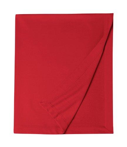 Result Unisex Adults Dryblend Fleece Stadium Blanket Red One Siz
