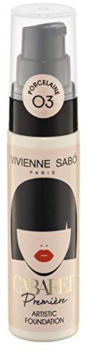 Vivienne Sabo - Cabaret Premiere - Fond de teint Artistic 25 ml, type : porcelaine.