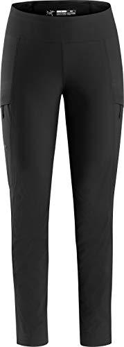 Arc'teryx Sabria Pant Women's | Stretch Hiking Pant | Black, 10