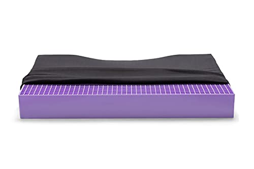 Purple Ultimate Seat Cushion | Pressure Reducing Grid Designed for Ultimate Comfort | Designed for Gaming | Made in The USA