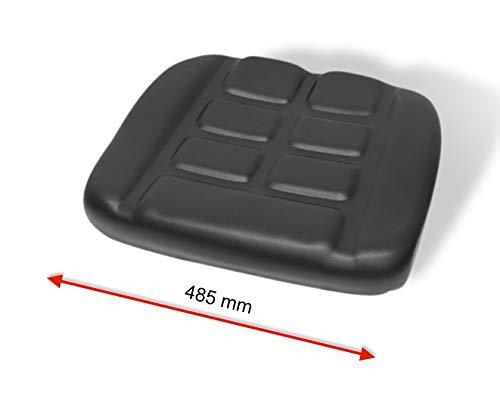 Sitzkissen Sitzpolster Staplersitz Baumaschinensitz passend Grammer B12 GS12 PVC