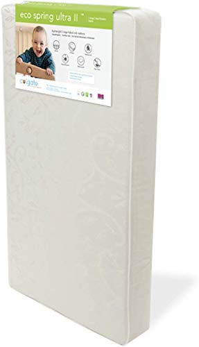 EcoSpring Ultra II Crib Mattress by Colgate Mattress
