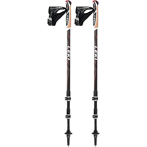 LEKI Traveller Carbon Walking Poles