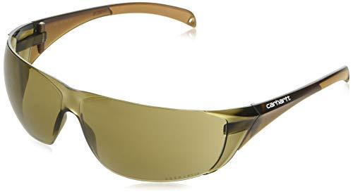 Carhartt Herren Billings Schutzbrille Sonnenbrille, Bronze, OFA