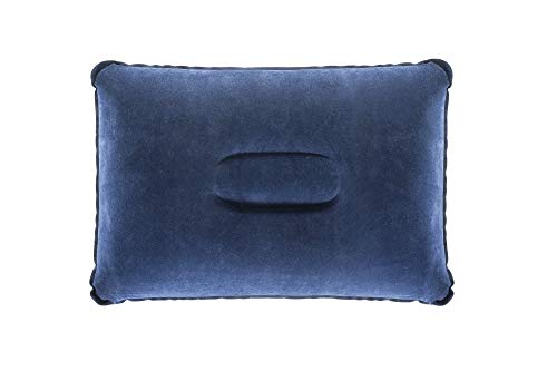 Ferrino Unisexe Coussin Gonflable 42 x 30 cm Bleu