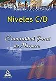 Niveles C/D Comunidad Foral De Navarra. Temario Jurídico Común.