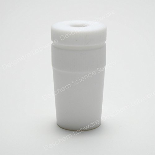 Deschem 24# PTFE Standard Stopper,Lab Stirrer Bearing Adapter,7mm,Laboratory Plasticware
