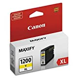Canon PGI-1200XL Yellow Ink Tank Compatible to MB2120, MB2720, B2020, MB2320