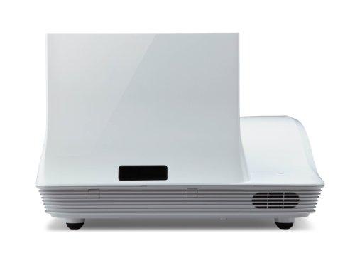 Acer U5213W DLP Projektor (XGA 1.024 x 768 Pixel, 3.000 ANSI Lumen, Kontrast 10.000:1, Ultrakurzdistanz)