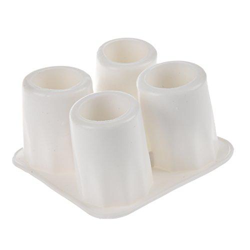 Molde Bandeja de Hielo Forma de 4-Vaso