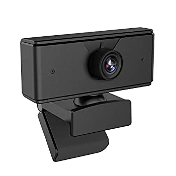 Ylife 1080P Full HD Webcam with Mic Quick Focus Computer Camera for Video Education Portable Camera USB PC Webcam for Video Call Recording Meeting Games