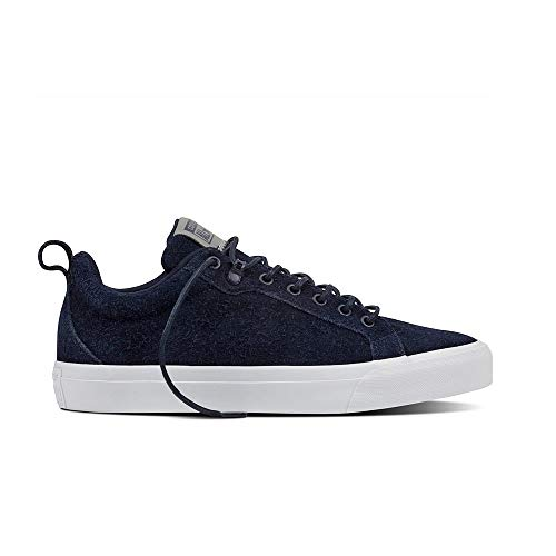 Converse Chuck Taylor All Star Unisex Canvas Schuhe mit 7kmh Aufkleber Blau 3101 44