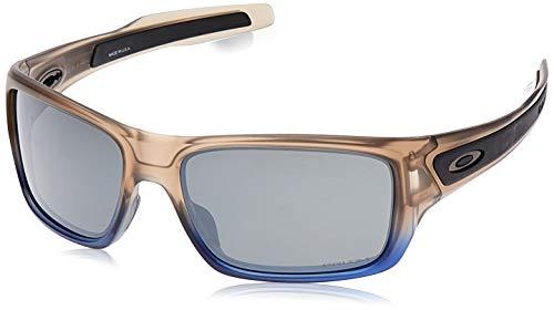 Oakley Men's Turbine Sunglasses,OS,Navy Mist