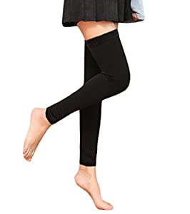 Notice : One Size Good Elastic Legging Fits ( US S / M / L ) Size Size Detai : Length 58-75 cm ,Good Stretched , Width 22 - 45 cm,Good Stretched Lined With Thick Velvet to Give You the Comfortable Warm Coverage in Cold Winter Material : Polyester,Spa...