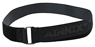 """AIRNIX 4pc 40"""" x 1.5"""" Hook and Loop Nylon Cinch Straps, Reusable Fastening, Securing, Cable Straps (B01I8VCSK2) 
