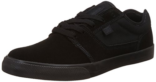 DC Tonik-Low-Top Shoes for Men, Zapatillas de Skateboard para Hombre, Negro (Schwarz/BB2D), 40 EU