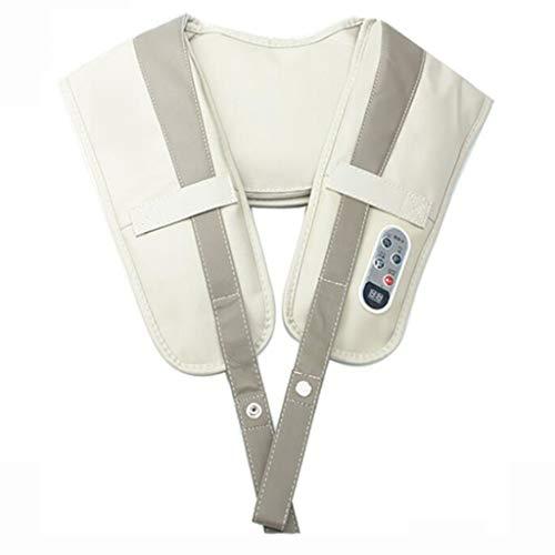 Masajeador eléctrico - Mantilla multifuncional Masajeador cervical Cuello Hombro Cintura Masaje del...