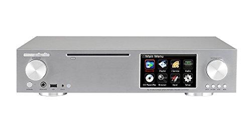 CocktailAudio X30 CD HiFi Ripp Server, LCD, Internet Radio, USB, 2x 50W - 2000GB 2,5