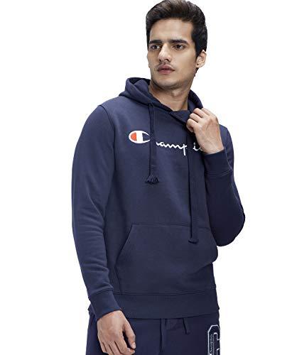 CHAMPION by FBB Men's Fleece Hooded T-Shirt ( XL )