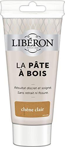 LIBERON Pâte à bois - Réparation du bois, Chêne clair, 150g