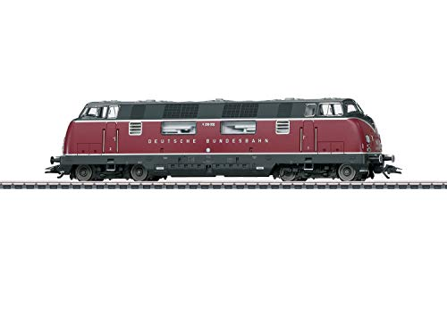 Märklin 37806 - Diesellokomotive Baureihe V 200.0, DB, Spur H0