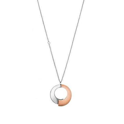 Calvin Klein Collar con colgante Mujer acero inoxidable - KJ2HPP280100
